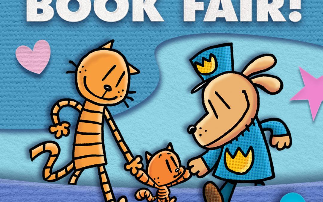 Book Fair Starts Oct 5